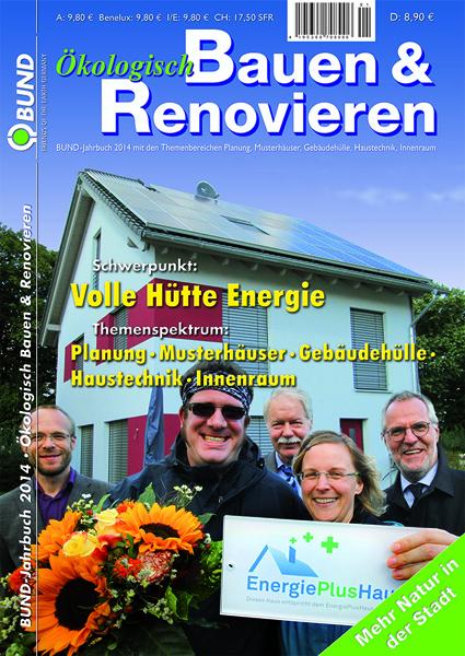 Neues Bund Jahrbuch 2014 Okologisch Bauen Renovieren