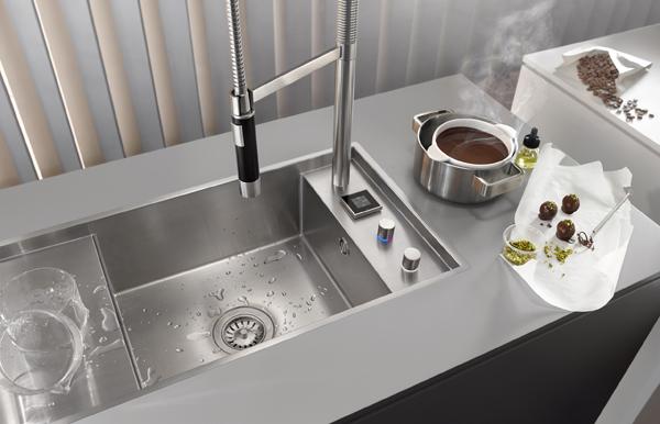 innovative materialien und technologien bringen hygiene in die küche - Innovative Küche